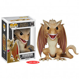 Figura FUNKO POP! Vinyl Game of Thrones: Viserion (15cm)