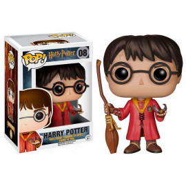Figura FUNKO POP! Vinyl Harry Potter: Harry Quidditch Limited
