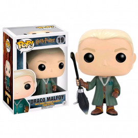 Figura FUNKO POP! Vinyl Harry Potter Draco Malfoy Quidditch Limited