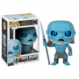 Figura FUNKO POP! Vinyl Game of Thrones: White Walker