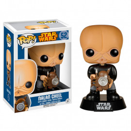Figura FUNKO POP Vinyl Star Wars Nalan Cheel