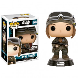 Figura FUNKO POP! Vinyl Star Wars Rogue One Jyn Erso in Montain Gear