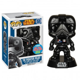 Figura FUNKO POP! Bobble Star Wars Tie Fighter Pilot