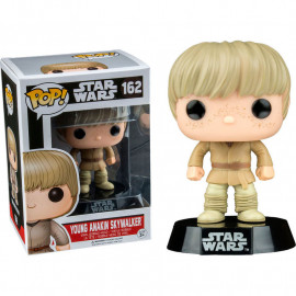 Figura FUNKO POP! Vinyl Bobble Star Wars Young Anakin