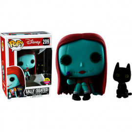 Figura FUNKO POP! Vinyl Nightmare Before Christmas: seated Sally with cat Limited