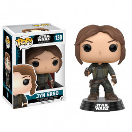 Figura Vinyl POP! Star Wars Rogue One Jyn Erso
