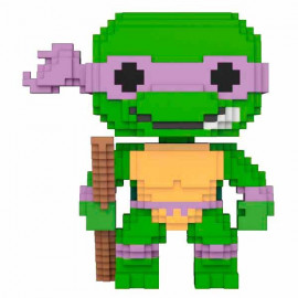 Figura FUNKO POP! Vinyl 8-Bit TMNT Teenage Mutant Ninja Turtles: Donatello