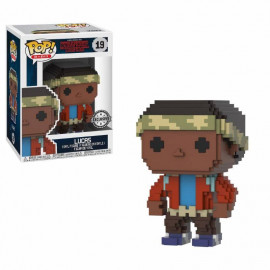Figura FUNKO POP! Vinyl 8-bit Stranger Things: Lucas