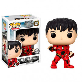 Figura FUNKO POP! Vinyl Justice League DC: Unmasked The Flash Exclusive