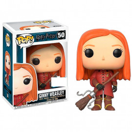 Figura FUNKO POP! Vinyl Harry Potter: Ginny Weasley Quidditch Robes Exclusive