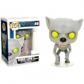 Figura FUNKO POP! Vinyl Harry Potter: Remus Lupin Werewolf Exclusive