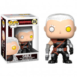 Figura FUNKO POP! Vinyl MARVEL Deadpool: Cable