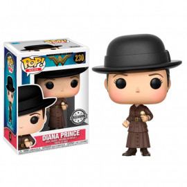 Figura FUNKO POP! Vinyl DC Wonder Woman: Diana Prince with Ice Cream Exclusive