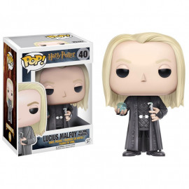 Figura FUNKO POP! Vinyl Harry Potter: Lucius Malfoy w/ Prophecy