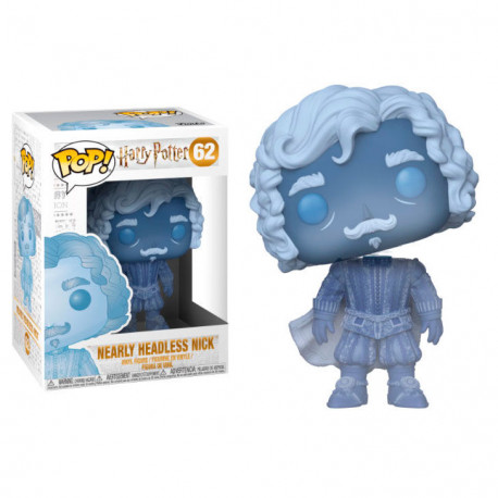 Figura FUNKO POP! Vinyl Harry Potter: Nearly Headless Nick