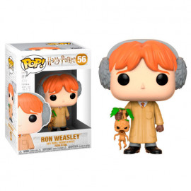 Figura FUNKO POP! Vinyl Harry Potter: Ron Herbology