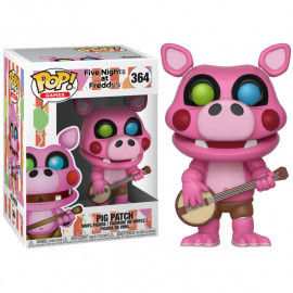 Figura FUNKO POP! Vinyl Five Nights at Freddy's 6 Pizza: Sim Pigpatch