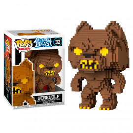 Figura FUNKO POP! Vinyl 8-Bit Altered Beasts-Greek: Warrior Werewolf