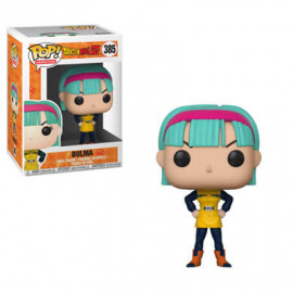 Figura FUNKO POP! Vinyl Dragon Ball Z: Bulma