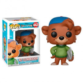 Figura FUNKO POP! Vinyl Disney TaleSpin: Kit Cloudkicker