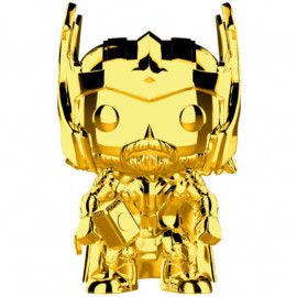 Figura FUNKO POP! Vinyl MARVEL Studios 10: Thor Gold Chrome