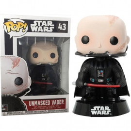 Figura FUNKO POP! Vinyl Star Wars: Darth Vader Unmasked