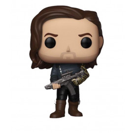Figura FUNKO POP! Vinyl MARVEL Avengers Infinity War: Bucky w/ Weapon