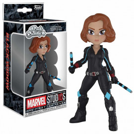 Figura FUNKO Rock Candy MARVEL Studios 10: Black Widow