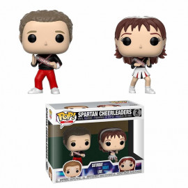 Pack de 2 Figuras FUNKO POP! Vinyl Saturday Night Live: Spartan Cheerleaders