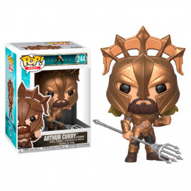 Figura FUNKO POP! Vinyl DC Aquaman: Athur Curry As  Gladiator