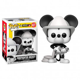 Figura FUNKO POP! Vinyl Disney Mickey's 90th: Firefighter Mickey