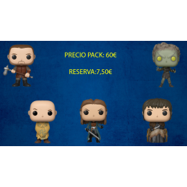 ¡Pack Game of Thrones!