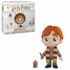 Figura FUNKO 5 Star Harry Potter: Ron Weasley Ex.
