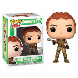 Figura FUNKO POP! Vinyl Fortnite: Tower Recon Specialist