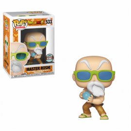 Figura FUNKO POP! Vinyl Dragon Ball Super: Master Roshi (Max Power)