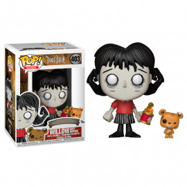 Figura FUNKO POP! Vinyl Don't Starve: Willow & Bernie