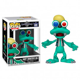 Figura FUNKO POP! Vinyl Kingdom Hearts III: Goofy (Monster Inc.)