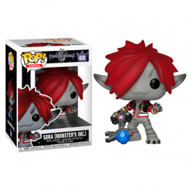 Figura FUNKO POP! Vinyl Kingdom Hearts III: Sora (Monster Inc.)