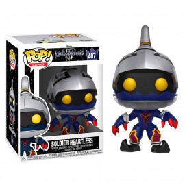 Figura FUNKO POP! Vinyl Kingdom Hearts III: Soldier Heartless