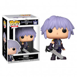 Figura FUNKO POP! Vinyl Kingdom Hearts III: Riku