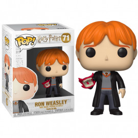 Figura FUNKO POP! Vinyl Harry Potter: Ron w/ Howler