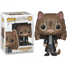 Figura FUNKO POP! Vinyl Harry Potter: Hermione as Cat