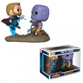 Figura FUNKO POP! Vinyl Movie Moment MARVEL Infinity War: Thor vs. Thanos