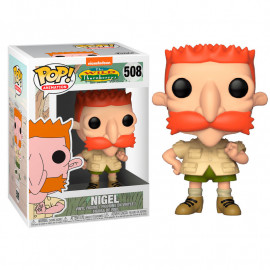 Figura FUNKO POP! Vinyl Nickelodeon 90's The Wild Thornberrys: Nigel