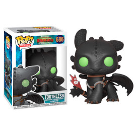 Figura FUNKO POP! Vinyl How to Train your Dragon 3: Toothless