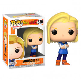 Figura FUNKO POP! Vinyl Dragon Ball Z: Android 18