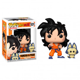 Figura FUNKO POP! Vinyl Dragon Ball Z: Yamcha & Puar