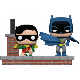 Figura FUNKO POP! Vinyl DC Batman 80th: Batman & Robin (1964)