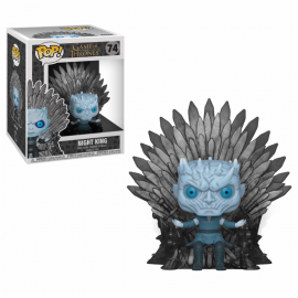 Figura FUNKO POP! Vinyl Game of Thrones: Night King Sitting on Throne