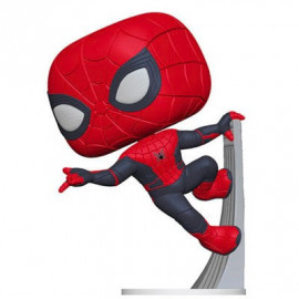 Figura FUNKO POP! Vinyl Spider-Man Far From Home: Spiderman (Upgrade)